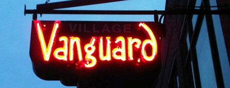 Village Vanguard is one of Jazz Ain't Nuthin' But Soul.