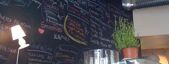 Leniviec is one of Best Coffee in Warsaw.
