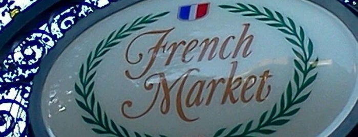 French Market Restaurant is one of Posti che sono piaciuti a Mark.