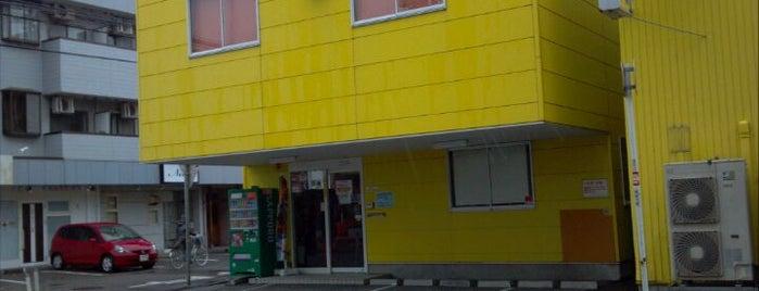 扇ヶ丘レジャーセンター is one of REFLEC BEAT colette設置店舗@北陸三県.