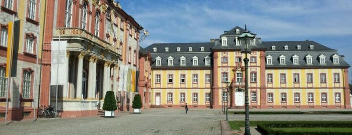 Schloss Bruchsal is one of Locais curtidos por Vugar.