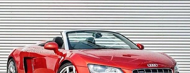 Whetstone Audi is one of Tempat yang Disukai Sergey.