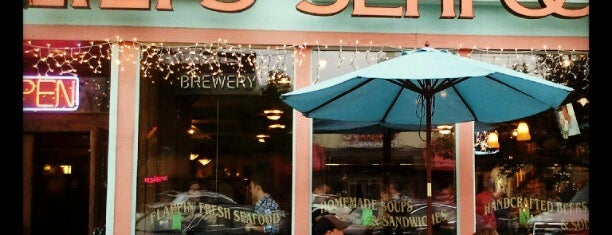 Lily's Seafood Grill & Brewery is one of Adventures in Dining: USA!.