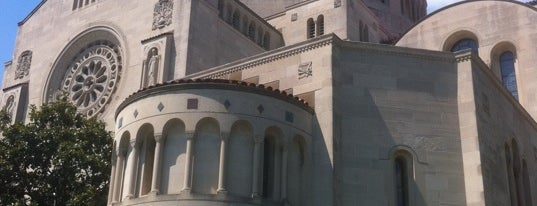 Basilica Of The National Shrine Of The Immaculate Conception is one of Best Places to Check out in United States Pt 5.