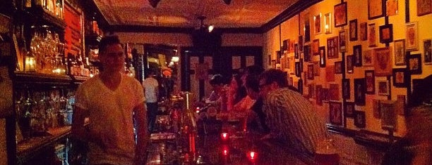 Proletariat is one of USA NYC Favorite Bars.