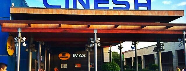 Cinesa IMAX is one of Locais curtidos por Dani.