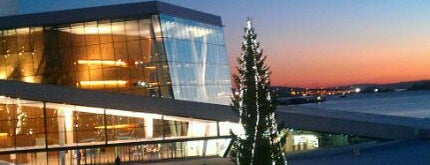 Oslo Opera House is one of Oslo City Guide.