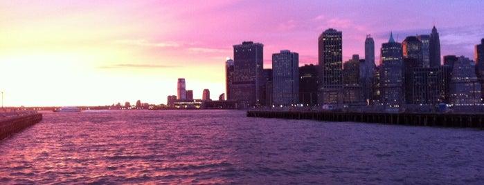 Brooklyn Bridge Park - Pier 6 is one of NY To Do.