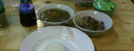 Sop Buntut Ibu Samino is one of Good for Less.