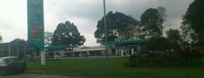 PETRONAS Station is one of IG @antskongさんのお気に入りスポット.