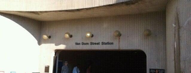 Van Dorn Street Metro Station is one of DC Metro Insider Tips.
