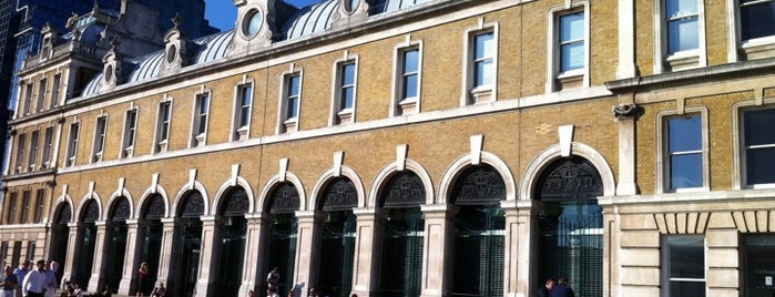 Old Billingsgate is one of Gregoryさんのお気に入りスポット.