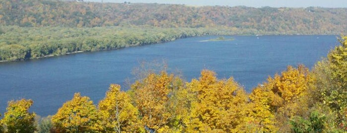 Wyalusing State Park is one of Mpls.