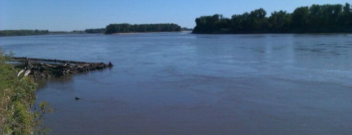Confluence of the Missouri and Mississippi Rivers is one of Top To Do List In St. Louis 2020.