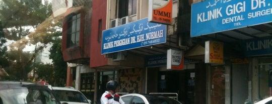 Hotel Umi is one of @Kota Bharu,Kelantan #4.