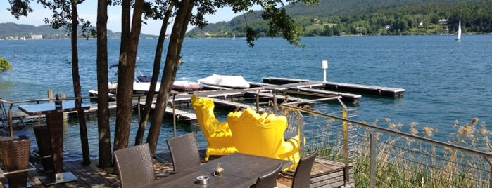 Wörthersee Top places