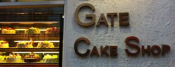 Golden Gate Cake Shop | 金門餅家 is one of bucket list - dessert shop.