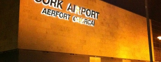Cork International Airport (ORK) is one of Posti che sono piaciuti a Lorella.