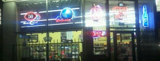 Tobin's Liquor is one of GreenFax Around Town.