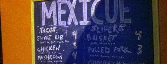 Mexicue Taco Truck is one of Our Favorite Food Trucks!.