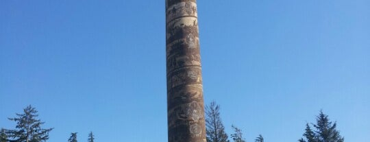 Astoria Column is one of Oregon - The Beaver State (1/2).