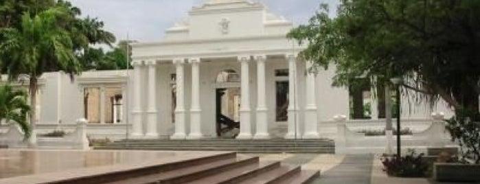 Ruinas del Palacio de Gobierno is one of Sitios Históricos y Culturales de Cumaná.