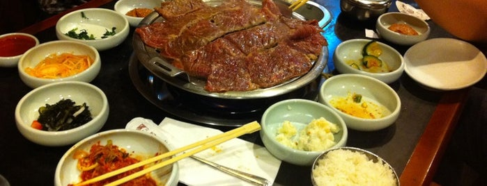 Yechon Korean & Japanese Restaurant is one of DC must visit.