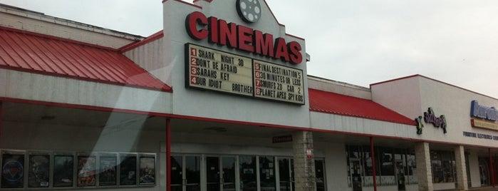 Hudson Movieplex 8 is one of Posti che sono piaciuti a Nicholas.