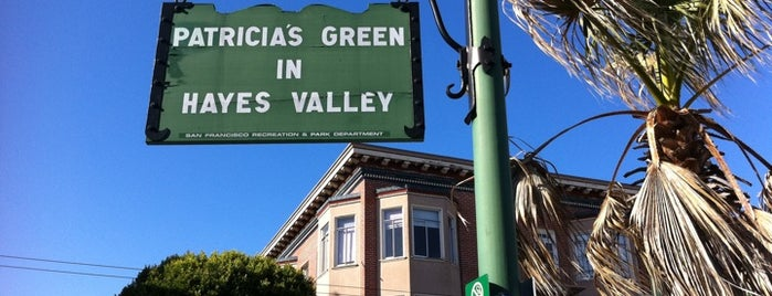 Patricia's Green is one of San Francisco To Do List.