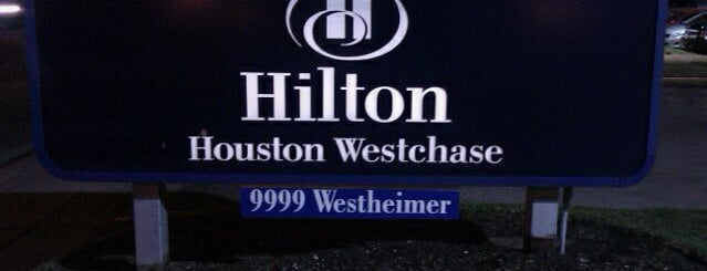 Hilton is one of Texas.