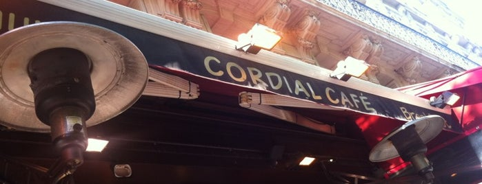 Le Cordial is one of Paris.