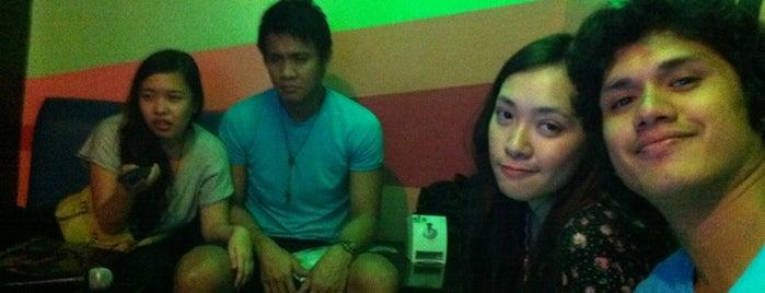 Karaoke Republic is one of Mark.