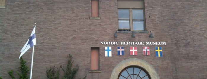 Nordic Heritage Museum is one of Must-have Experiences in Seattle.