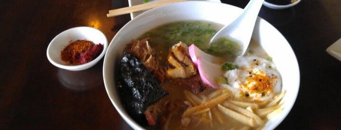 NABI neighborhood restaurant is one of Restaurants to Try.