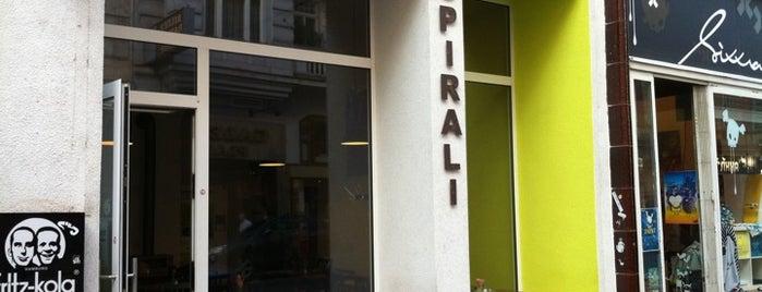 Spirali is one of Mittagsgerichte in Wien.