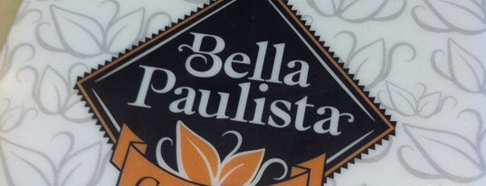 Bella Paulista is one of Padarias.
