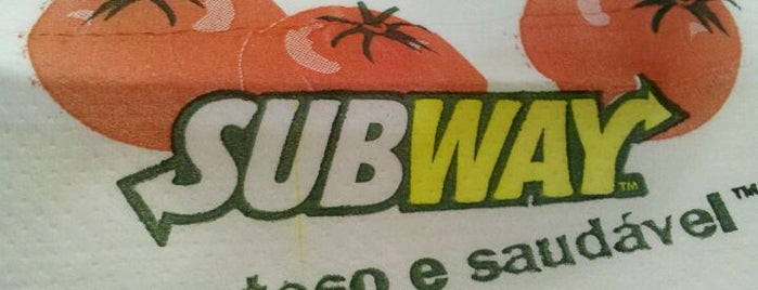 Subway is one of Lanches em Natal.