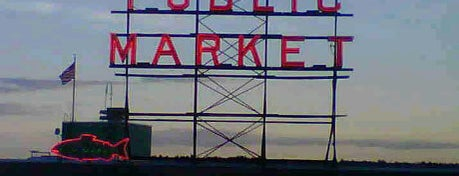 Pike Place Market is one of Best Places to Check out in United States Pt 4.