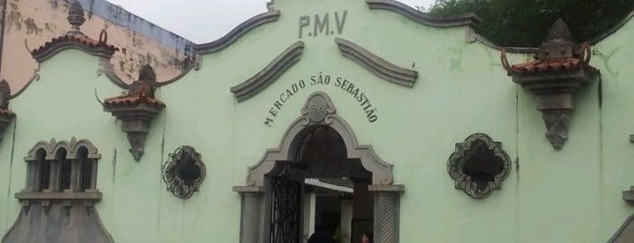 Mercado São Sebastião is one of Travel Guide - Grande Vitória/ES.