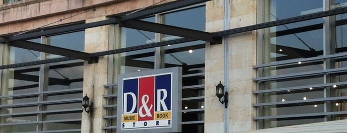D&R is one of Pendik.