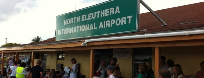 North Eleuthera Airport is one of Hopster's Airports 2.