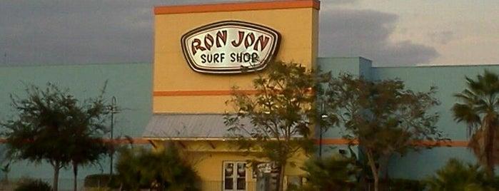 Ron Jon Surf Shop is one of Mario : понравившиеся места.