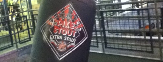 Pike Brewing Company is one of Seattle's Best Beer - 2012.