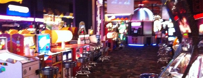 Dave & Buster's is one of California-2.