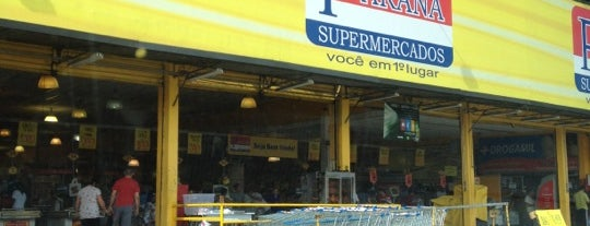 Supermercado Parana is one of Rodrigo : понравившиеся места.