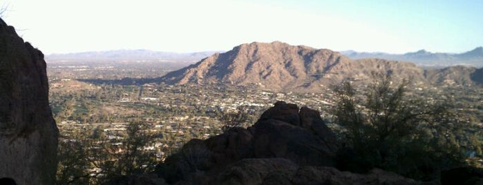 Camelback Mountain Summit Trail is one of Outdoors.