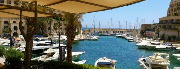 Marina Terrace is one of Malte.