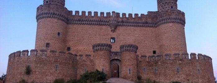 Castillo de Manzanares el Real is one of Journal.