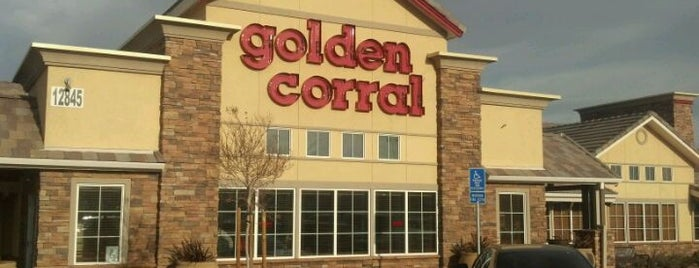 Golden Corral buffet & Grill is one of Travel Nevada Las Vegas.