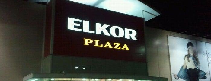 ELKOR PLAZA is one of Lielveikali Latvijā.